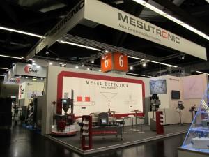 MESUTRONIC Metalldetektoren POWTECH 2015